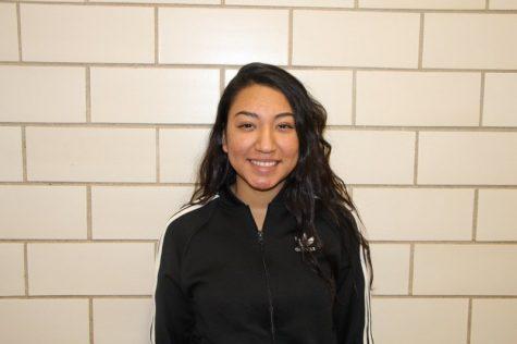 Sara Henriquez- Female Athlete of the Month
