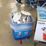 Recycling at FDR