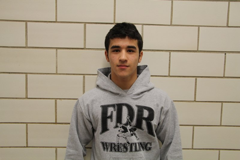 Jonibek Davronov- Male Athlete of the Month