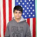 Mohammad Rahman – Upperclassman of the Month