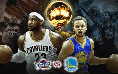 Golden State vs Cleveland: The Trilogy