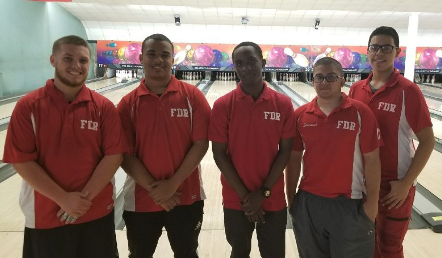FDR Bowling- The Pride of FDR