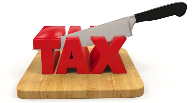 Tax+Cut+Concept
