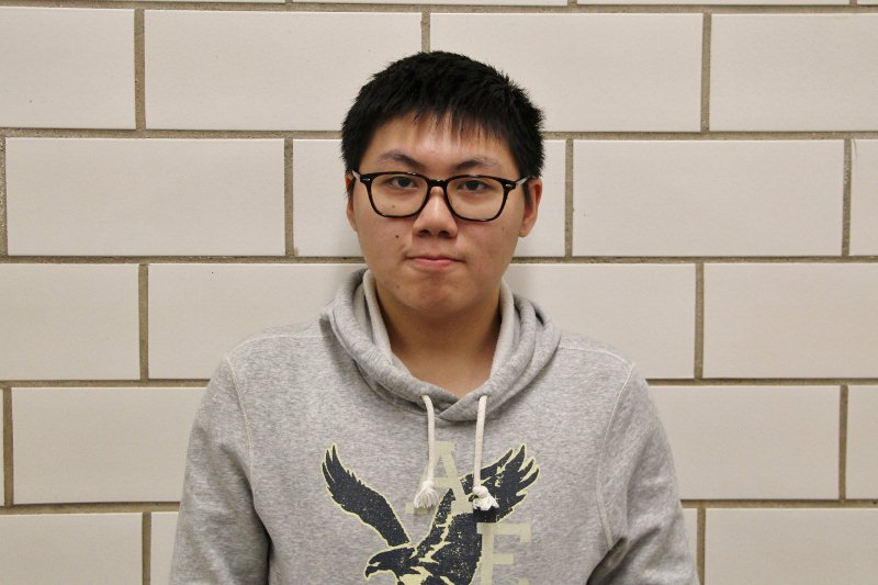 Upperclassmen of the Month- Josiah Chen