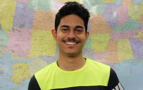 Muhammad Ahsan- Upperclassman of the Month
