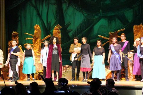 "Let's Go ""INTO THE WOODS"""