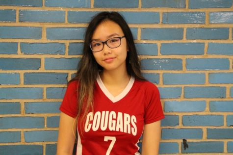 Female Athlete of the Month- Qiuyi (Alice) Liu