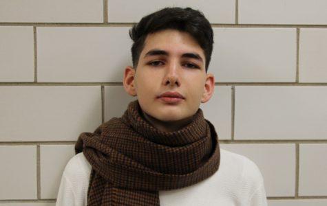 Nicky Beruashvili - Male Cougar of the Month