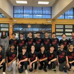 The Boys Table Tennis- The Pride of FDR