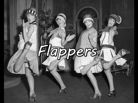 Who Were The Flappers?