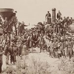 "The Transcontinental Railroad- ""The Hell on Wheels"""