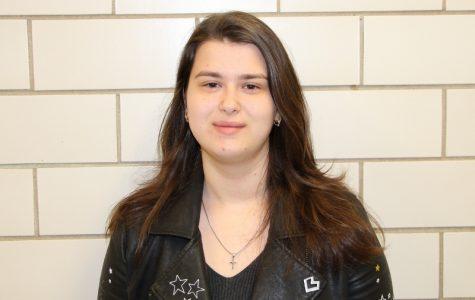 Yuliya Gumenyuk - FDR's Science Star