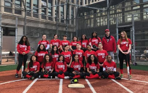 FDR Girls Softball