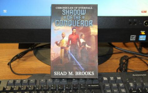 Shadow of the Conqueror by Shad M. Brooks
