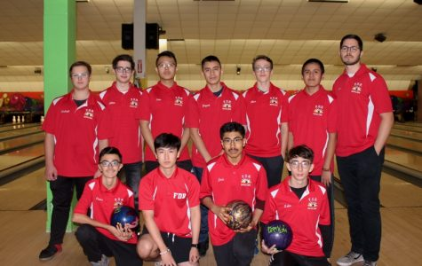 Bowling Team Back On The Up!