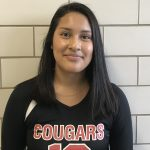 Leslie Modesto- Female Athlete of the Month