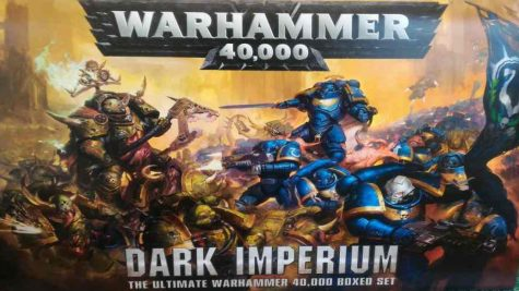 The Gigantic Universe of Warhammer 40k- Humans aka The Imperium of Man