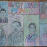 Black History Art Contest! And Brain Teaser Champ!