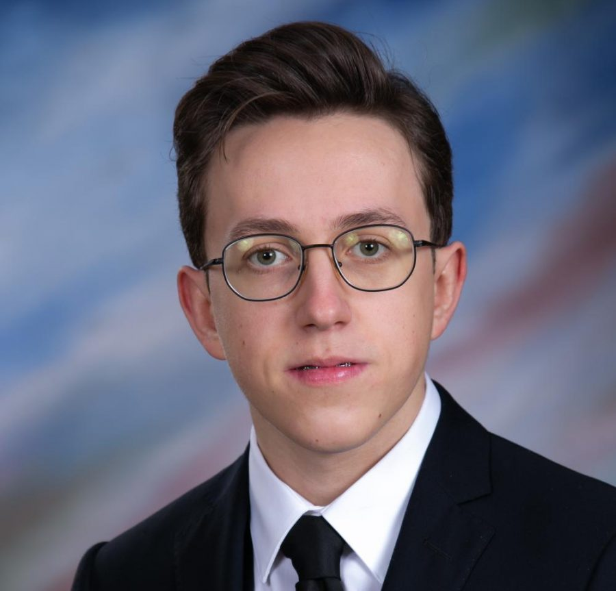 Alex Koiv- FDRs 2021 Valedictorian